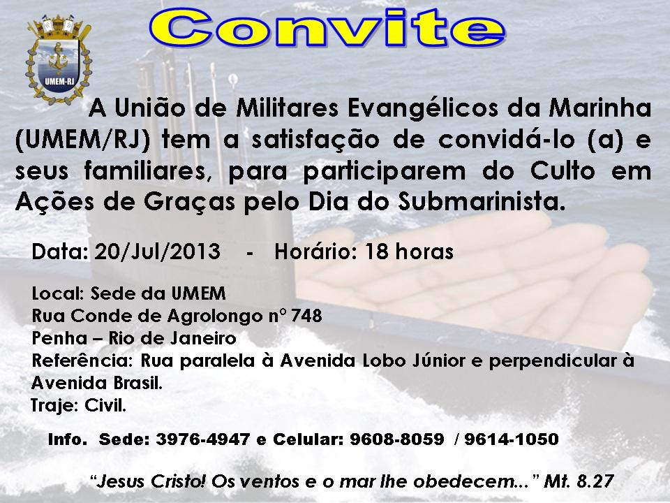 CONVITE SB