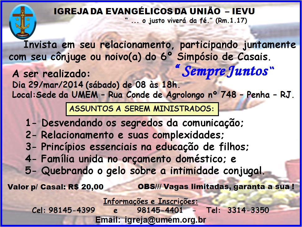Convite_ SSJ_2014