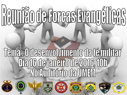 Reunião de Forças Evangélicas